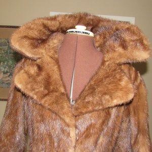 Jackets & Blazers - VERY NICE VINTAGE MINK COAT SIZE XS-S  (4-6)